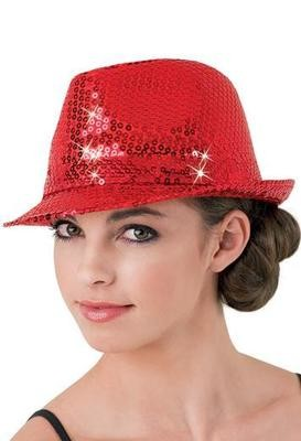 SEQUIN FEDORA