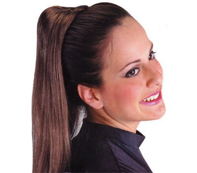 HAIR EXTENSION PONYTAIL