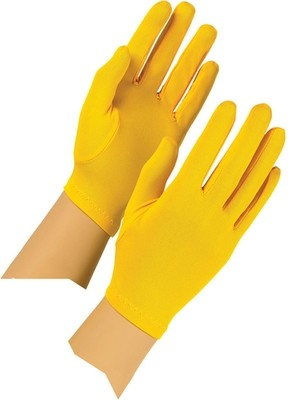 SOLID COLOR GUARD GLOVES