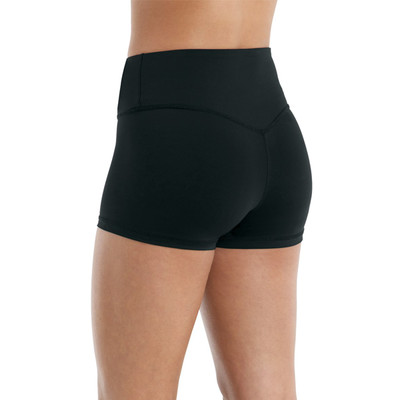 FLEXTEK BACK SEAM BOOTY SHORTS