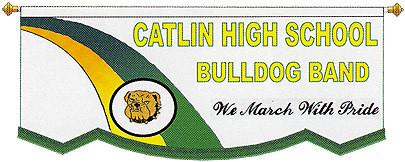 CUSTOM BANNER - CATLIN HIGH SCHOOL