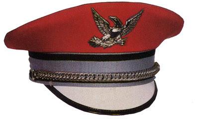BAND CAP PARADE 1