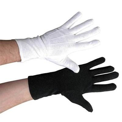 LONG WRISTED SURE GRIP MARCHING BAND GLOVES