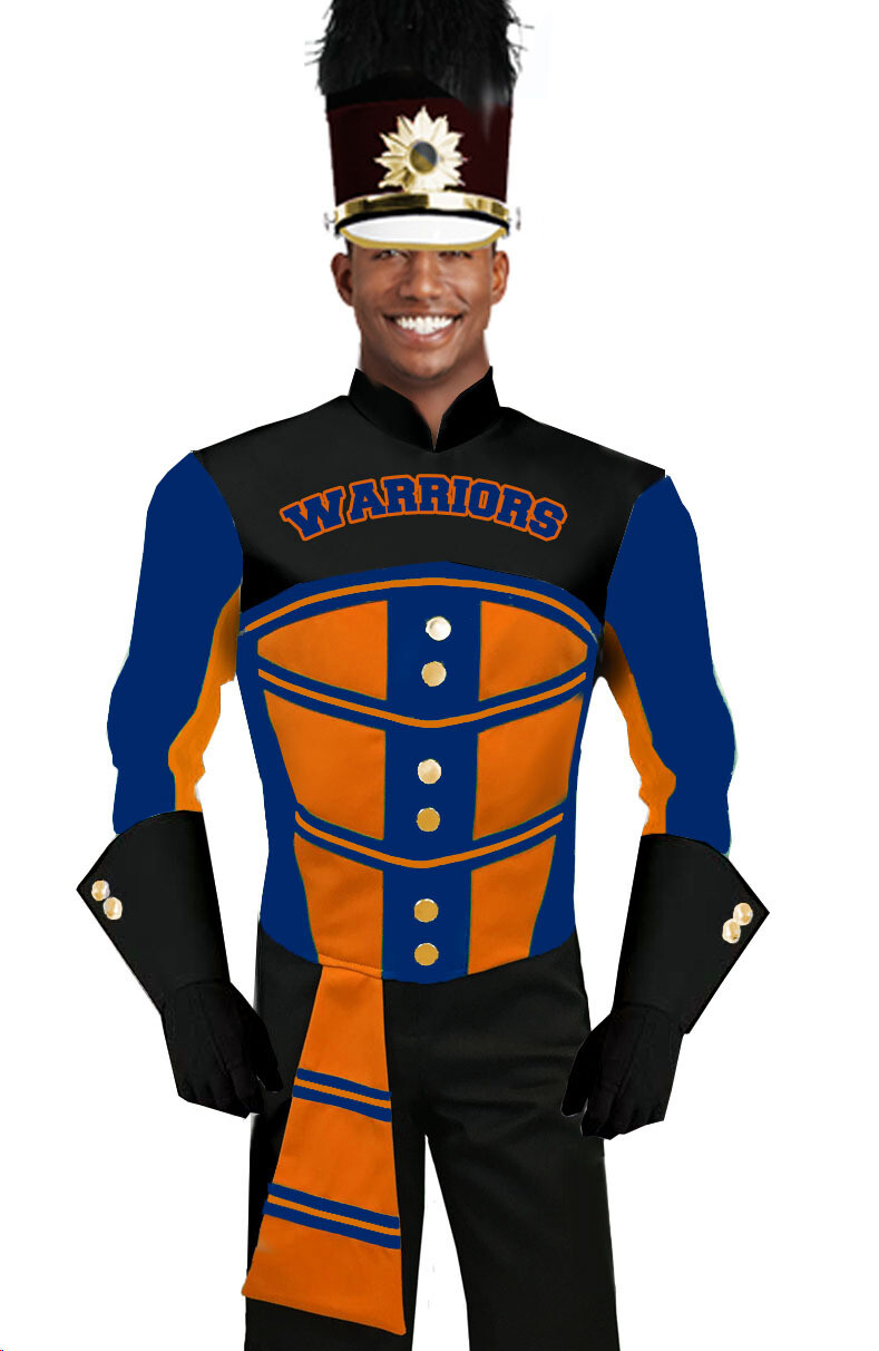 MARCHING BAND COAT BCOR