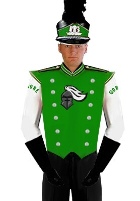 MARCHING BAND COAT BCG22