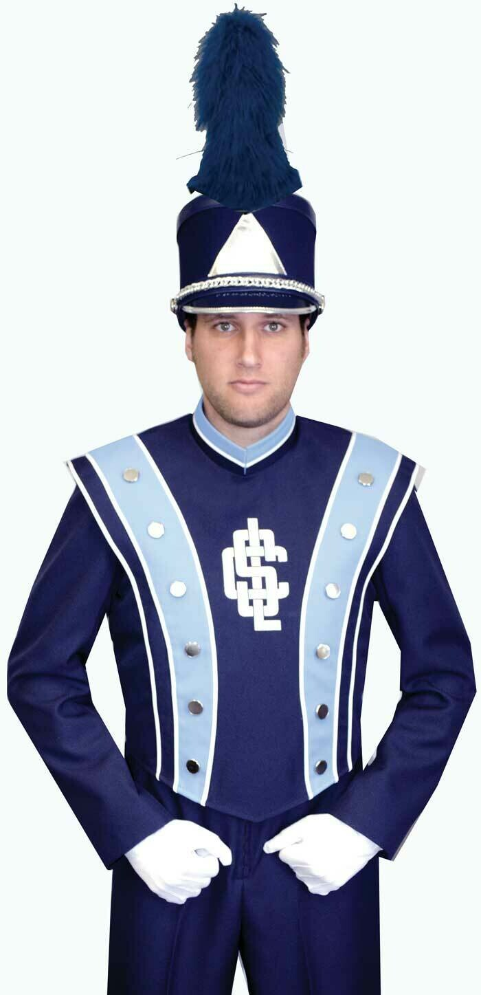 MARCHING BAND COAT BC866