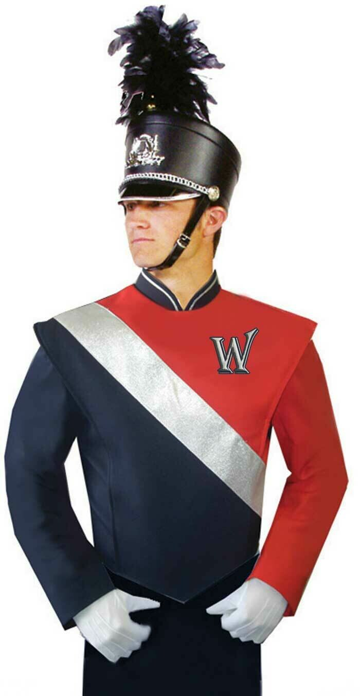 MARCHING BAND COAT BCCOW