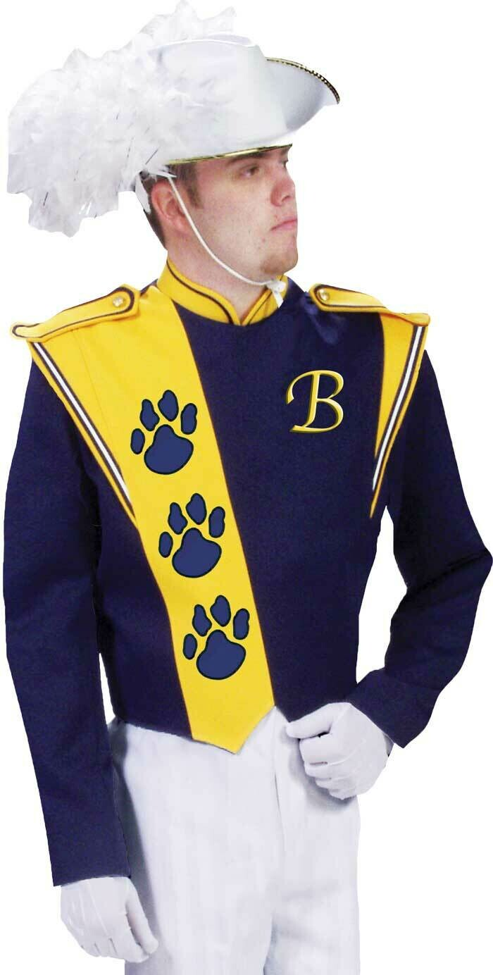 MARCHING BAND COAT BC9304