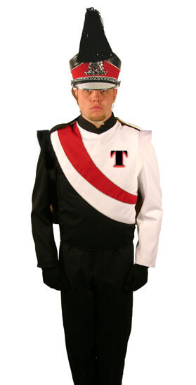 MARCHING BAND COAT BC6078