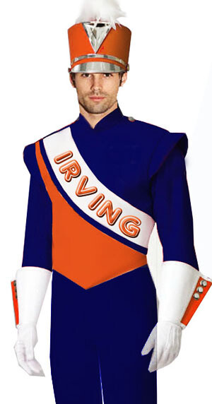 MARCHING BAND COAT IRVING