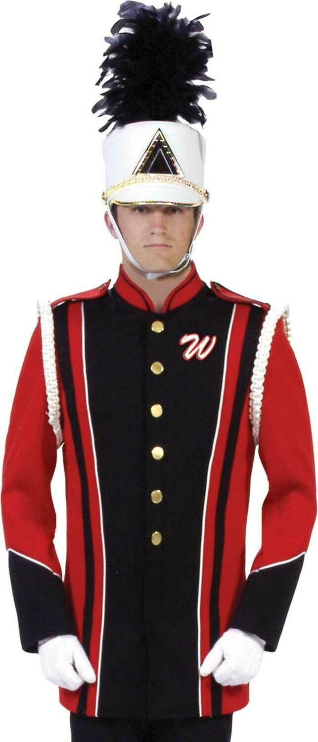 MARCHING BAND COAT BC9305