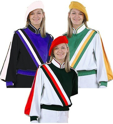 MARCHING BAND BLOUSE BSP200