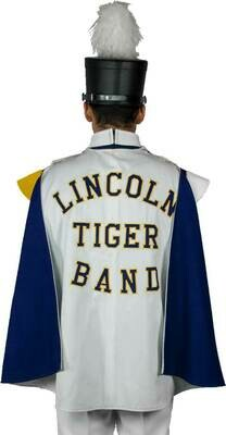 MARCHING BAND CAPE LINCOLN BCP1503