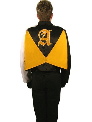 MARCHING BAND CAPE C6071