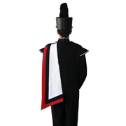 MARCHING BAND CAPE BCP1781
