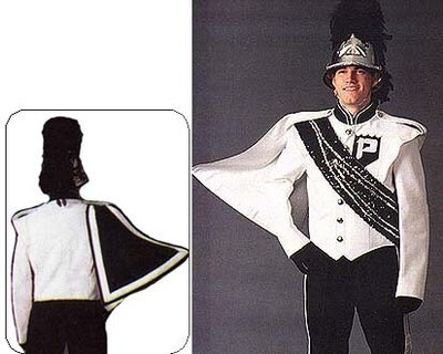 MARCHING BAND CAPE PRESTON