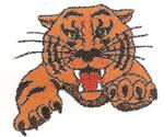 TIGER EMBROIDERY 04