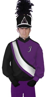 MARCHING BAND BLOUSE B1795P