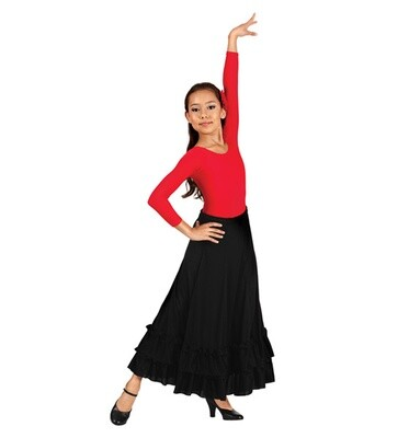 Adult Flamenco Skirt