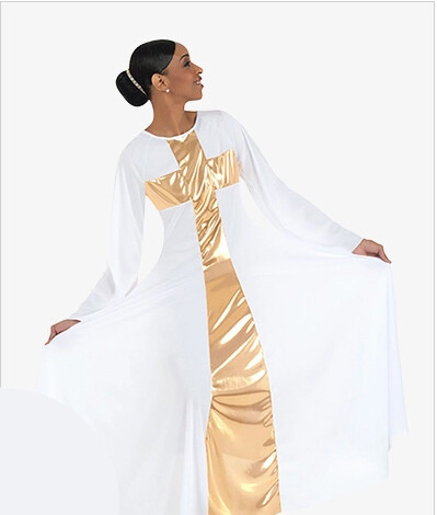 WORSHIP CROSS DRESS