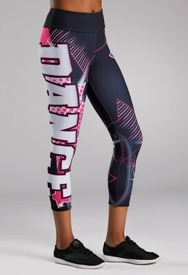 DANCE CROPPED LEGGING