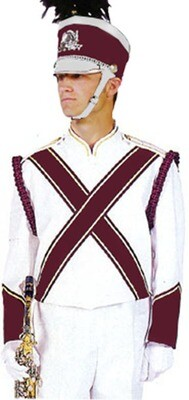 MARCHING BAND BLOUSE BL200