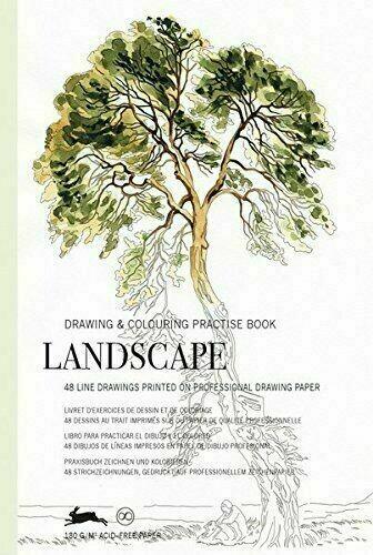 Customizable Landscape Drawing Kit