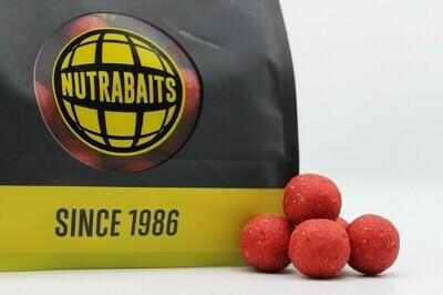 Strawberry, Сream&Bergamot(Клубника, сливки и Бергамот) бойлы длительного хранения shelf-life