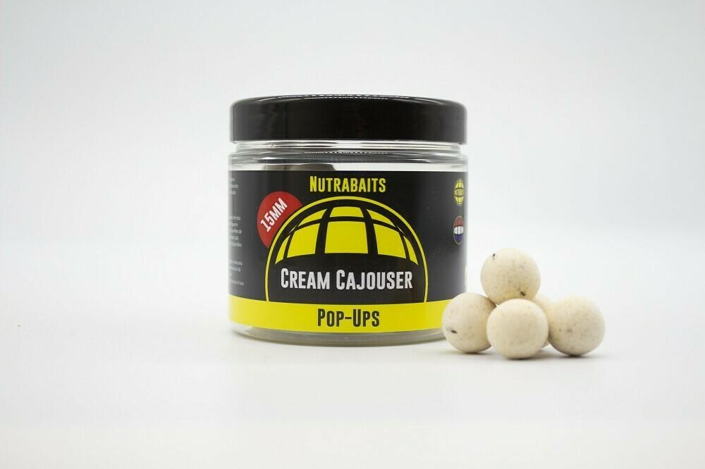 Бойлы плавающие Shelf-Life Pop-Ups Cream&Cajouser