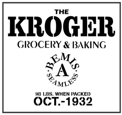 JRV Kroger Stencil