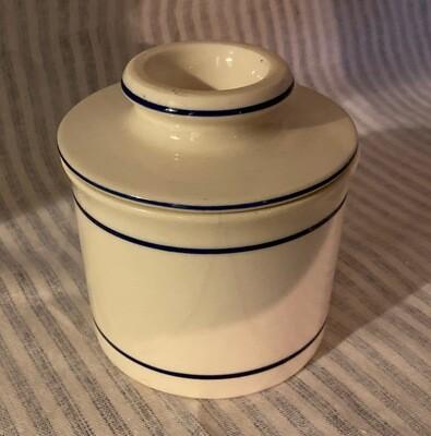 Vintage Butter Stoneware Crock