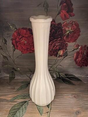 Milk Glass Bud Vase by Carr-Lowrey Glass Co