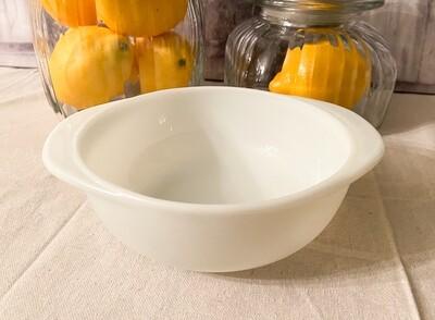 Pyrex Milk Glass #022 1 Quart Casserole Baking Dish