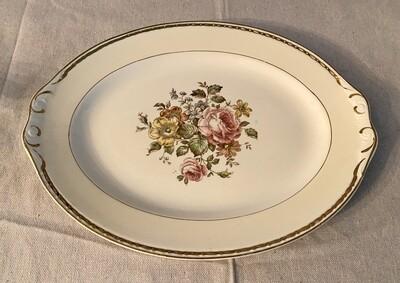 Homer Laughlin Eggshell Georgian English Regency Serving Platter