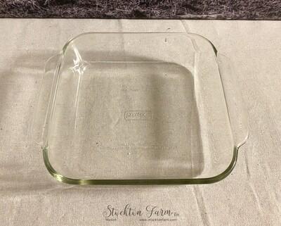 Pyrex Square Baking Dish #222