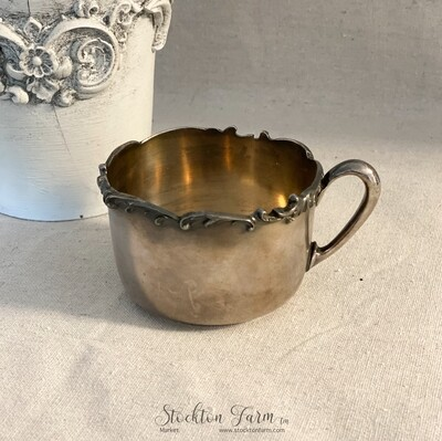 2060 GILT Reed & Barton Silverplate Cup