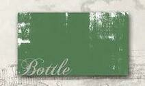 Iron Orchid Designs Décor Ink Bottle (Green) 3oz