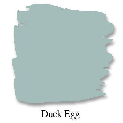 Bungalow 47 Chalk Style Paint Duck Egg 8oz