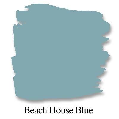 Bungalow 47 Chalk Style Paint Beach House Blue 8oz