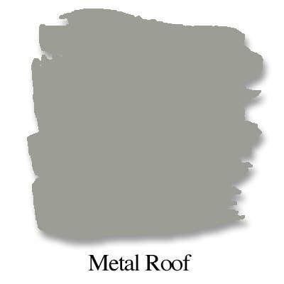 Bungalow 47 Chalk Style Paint Metal Roof 8oz