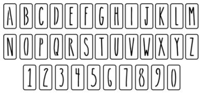 JRV Farmhouse Letters 3