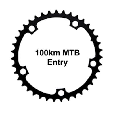 Race entry 100km MTB