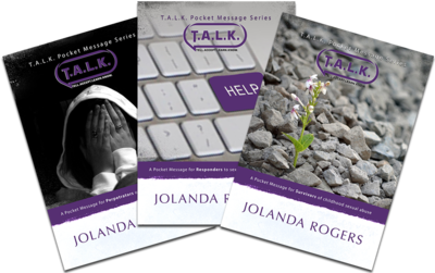 T.A.L.K Pocket Message Series - All 3 Books