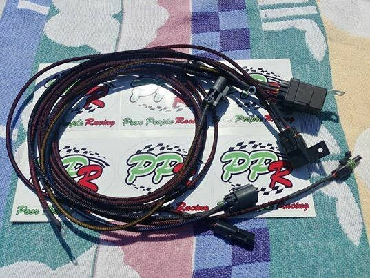 """Nissan Skyline R33 GTR GTS25t and GTS model plug and play Fuel pump """"Hotwire"""" harness Free shipping"""