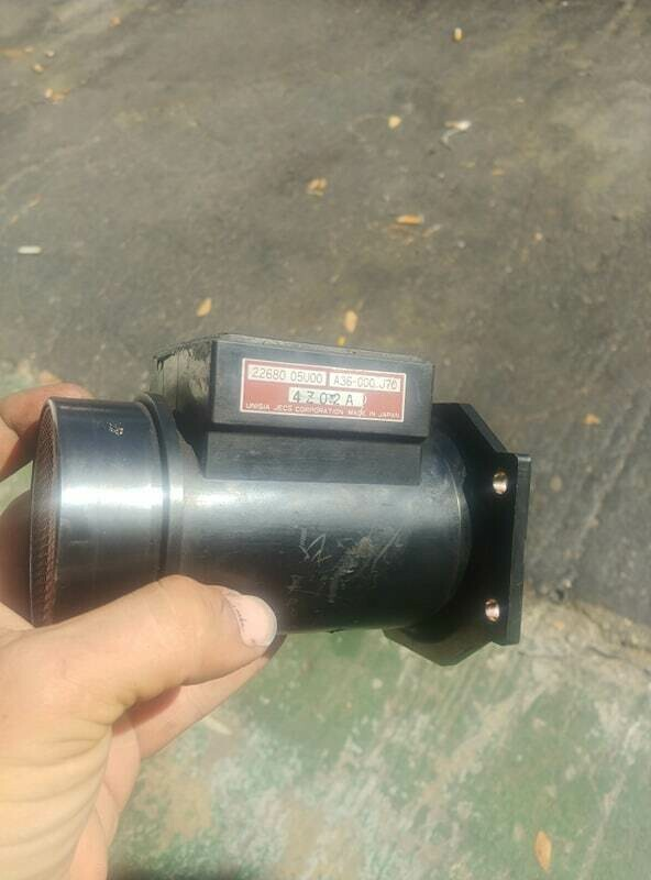 r32 Gtr mass airflow sensor (used - might have a missing screen)