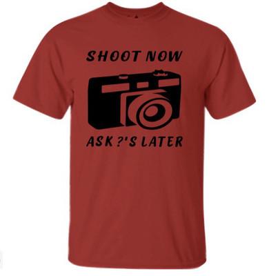 Shoot Now T-Shirt