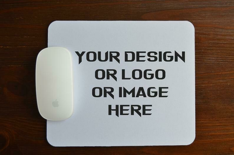 Custom Photo Mouse Pad, Desk Accessories, Mouse Mat, Office Decor, Personalized Mouse Pad, Custom MousePad, Office Gift, Teacher Gift