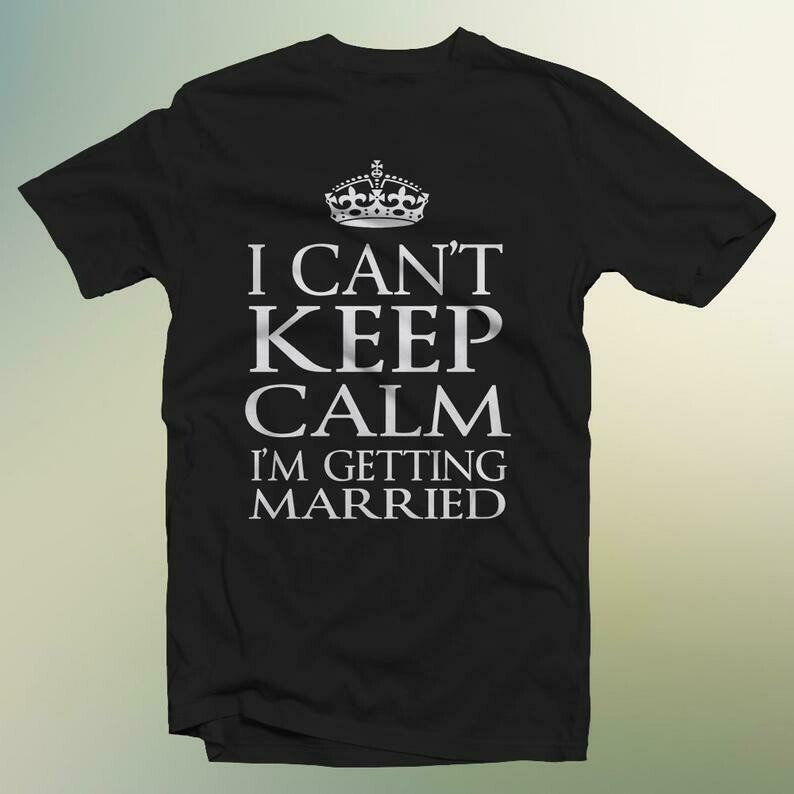 I Can't Keep Calm T-Shirt