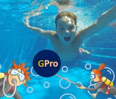 Glifing Pro con tutor (mes)