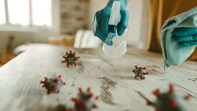 Limpieza, higienización y desinfección (medidas COVID-19)